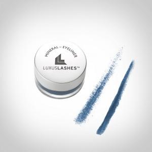 Eyeliner Blau von LUXUSLASHES