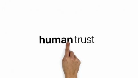 Das ist der HUMAN TRUST