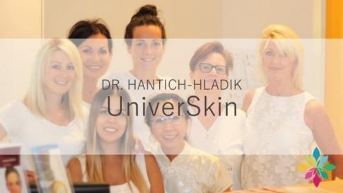 Dr. Hantich-Hladik über UniverSkin