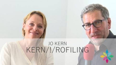 Jo Kern spricht mit Martin Matheo über Profiling