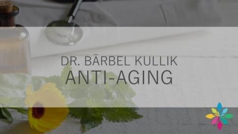 Dr. Bärbel Kullik im Interview über Anti-Aging