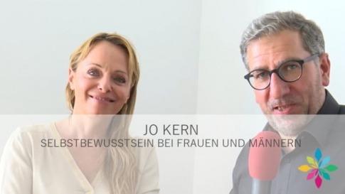 Jo Kern mit Martin Matheo über Selbstbewusstsein bei Frauen und Männern