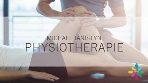 Michael Janistyn spricht im Interview über Physiotherapie