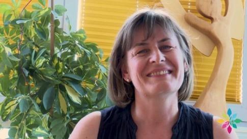 Martina Ellegast spricht im Interview über Aromatherapie