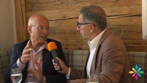 Ruediger Dahlke spricht im Interview über seine Arbeit und TamanGa