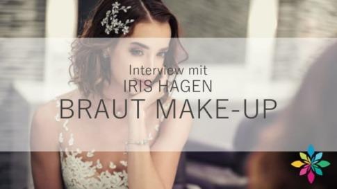 Iris Hagen spricht im Interview über Braut Make-up