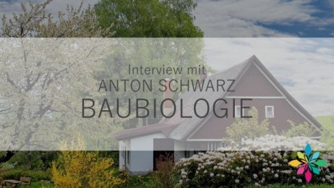 Anton Schwarz spricht im Interview über Baubiologie
