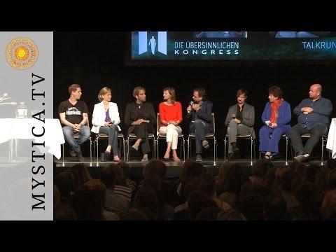 """""""Die Übersinnlichen"""" - Podiumsgespräch vom MYSTICA-Kongress 2017"""
