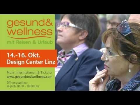 Messe Gesund und Wellness LINZ 2016