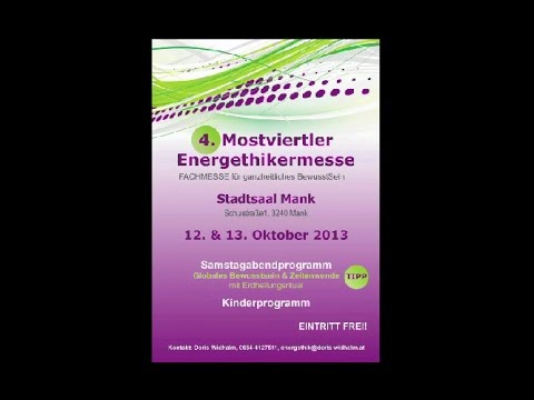 4. Mostviertler Energethikermesse 2013
