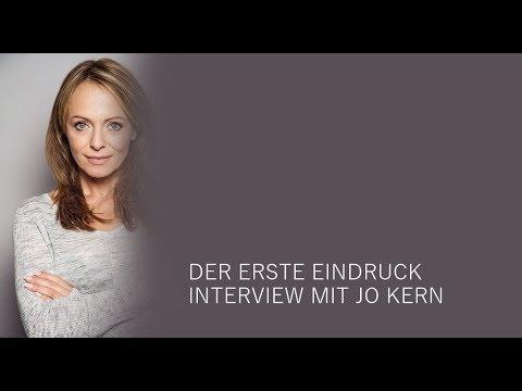 Interview mit Jo Kern: der erste Eindruck