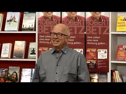 Robert Betz 20 Jahre Jubiläumsvortrag in der Buchhandlung Bücher & Erlesenes