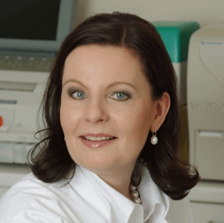 Dr. Bettina Hees, Algenforscherin