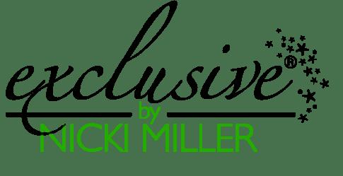 Exclusive by Nicki Miller Logo