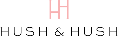 Hush & Hush Nahrungsergänzung Logo