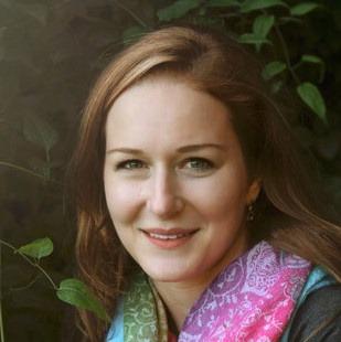 Monika Kefer von Flowing Vibes