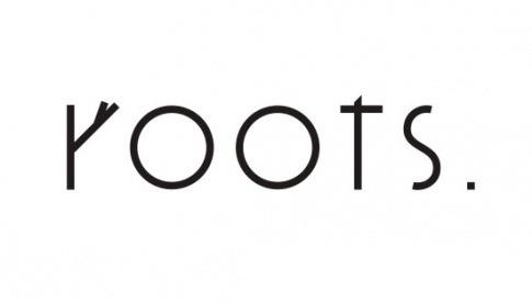 roots. natural Logo