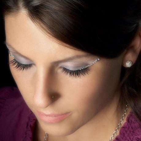 Wimpernverlängerung und Mineral Make up von LUXUSLASHES