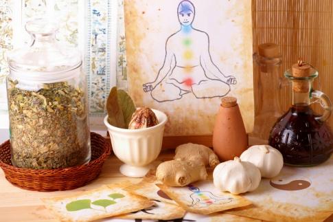 Die Ayurveda Typen geben Auskunft über verschiedene Ernährungsstile