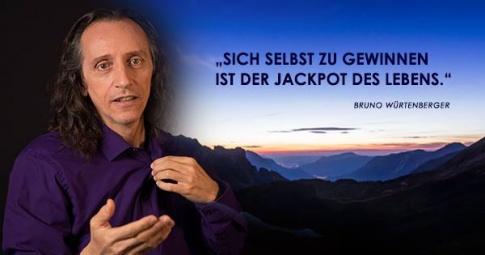 Bruno Würtenberger, Leiter von FreeSpirit und Bewusstseinsforscher
