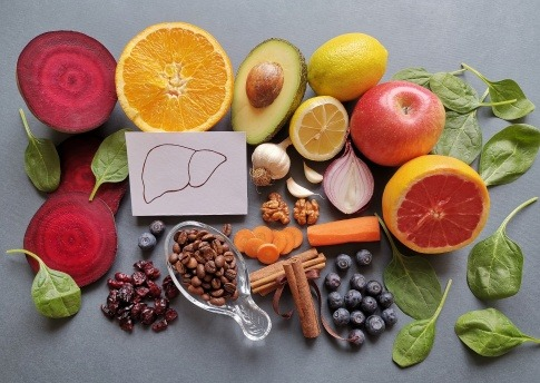 Entgiftende Lebensmittel für die Leber