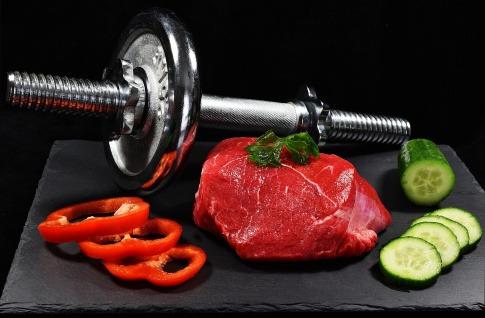 Ernährung vor dem Sport ist wichtig