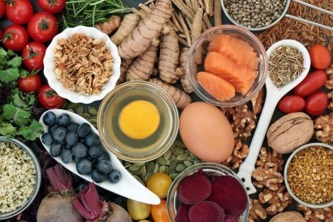 Es gibt fruchtbarkeitssteigernde Lebensmittel.