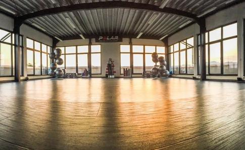Ein leeres Fitnessstudio wünscht sich kein Unternehmer