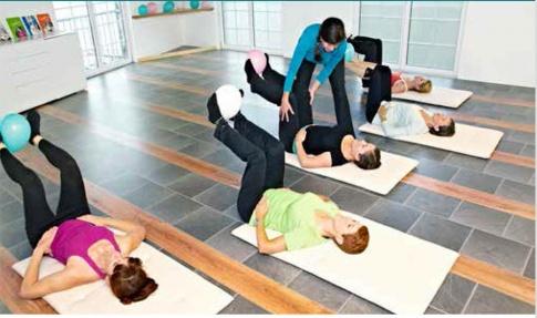 Beckenbodentraining: einfache Übungen mit großer Wirkung