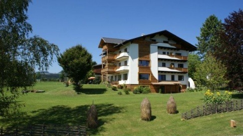 Hotel Almenlandhof in Fladnitz