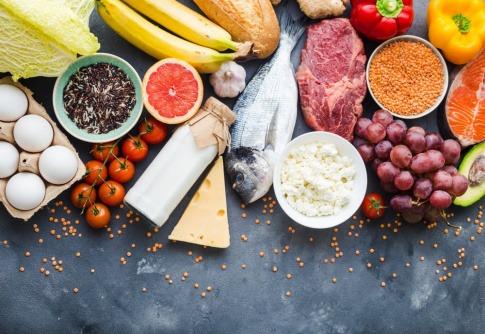 Lebensmittel, die bei Cellulite helfen können.
