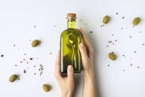 Olivenöl mit hohem Gehalt an Polyphenolen