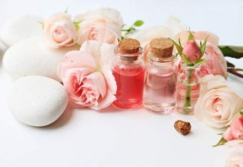 Rosenöl Verwendung Haut