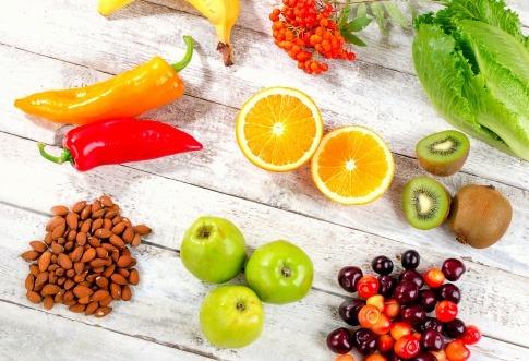 Vitamin C-haltige Beeren und Früchte zum Immunsystem stärken