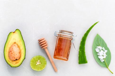 Früchte für Vitamin Kosmetik