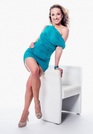 Birgit Untermair lebt ihre Weiblichkeit