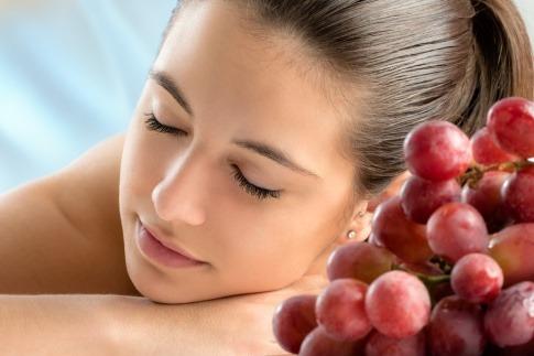 Wein in der Kosmetik