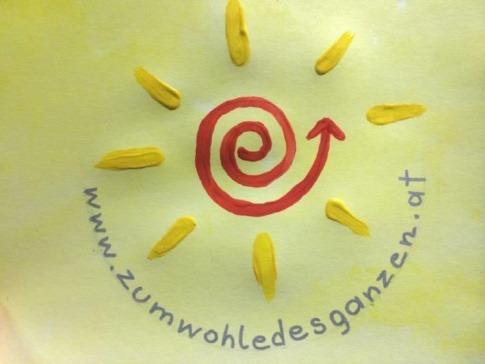 Man sieht das Logo vom Zentrum zum Wohle des Ganzen in Amstetten