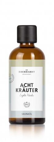Acht Kräuter Saunaöl Bio von DrEberhardt