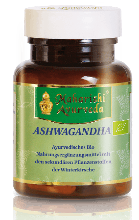 Ashwagandha vom Maharishi Ayurveda Shop