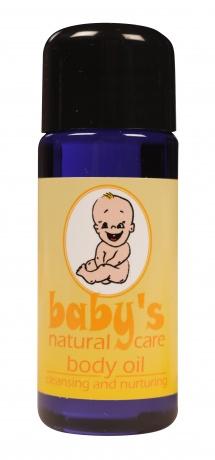 Baby Körperöl von Styx