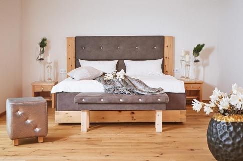 Unterschiedlichste Bettenmodelle von AlpenRelax