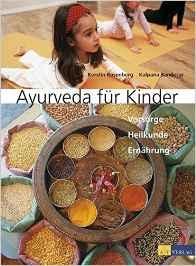Buch Ayurveda für Kinder von Kerstin Rosenberg