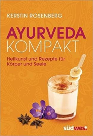 Buch Ayurveda Kompakt von Kerstin Rosenberg