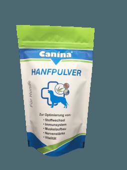 Hanfpulver von Canina