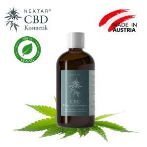 CBD Massageöl von NEKTAR®