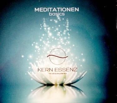 CD von Jo Kern Meditationen basics