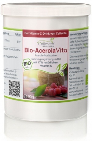 Acerola Vita von Cellavita