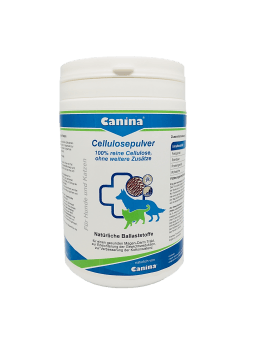 Cellulose Pulver von Canina