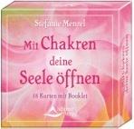 Mit Chakren deine Seele öffnen - 56 Karten und Begleitbuch